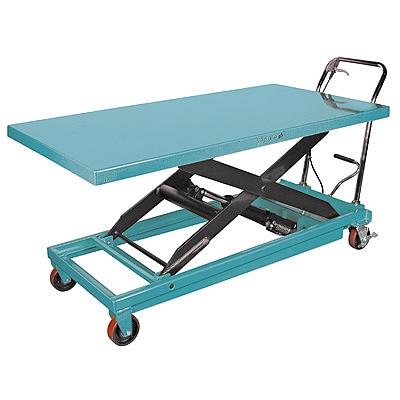 Tables l vatrices hydrauliques ciseaux kleton for Table elevatrice a ciseaux